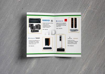 Boletín de promociones para HD Systems