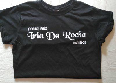 Camiseta para Iria da Rocha