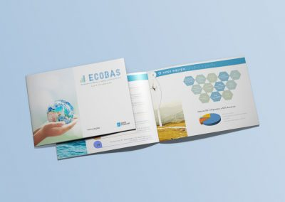 Impresión Catalogo Ecobas