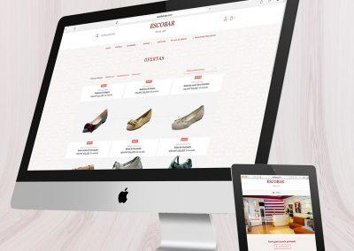 Tienda online Escobar