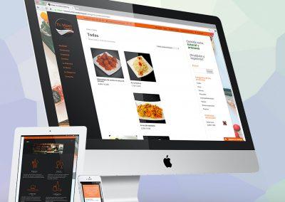 Tienda online Tu Menu