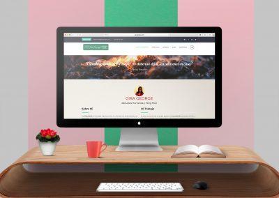 Diseño de Web para Consultora