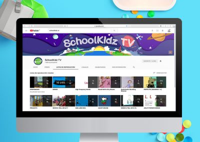Cabercero Youtube Schoolkidz TV