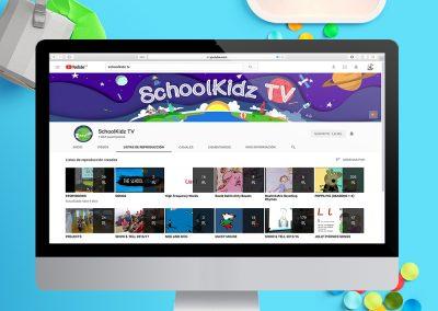 Cabercero Youtube Schoolkidz TV